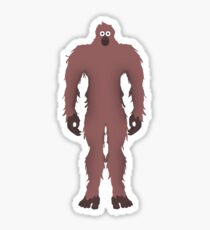 Big Foot Sticker