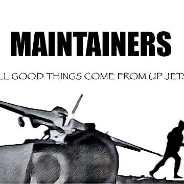 Maintainers by DarkCargo