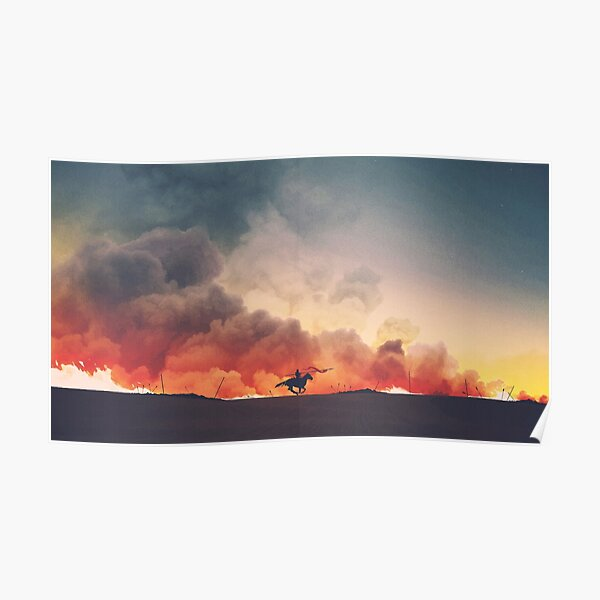 Field of Fire Poster