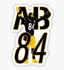 AB84 1 Sticker