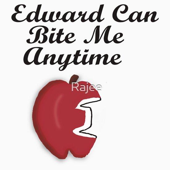 TShirtGifter presents: Edward Cullen's willing Victim