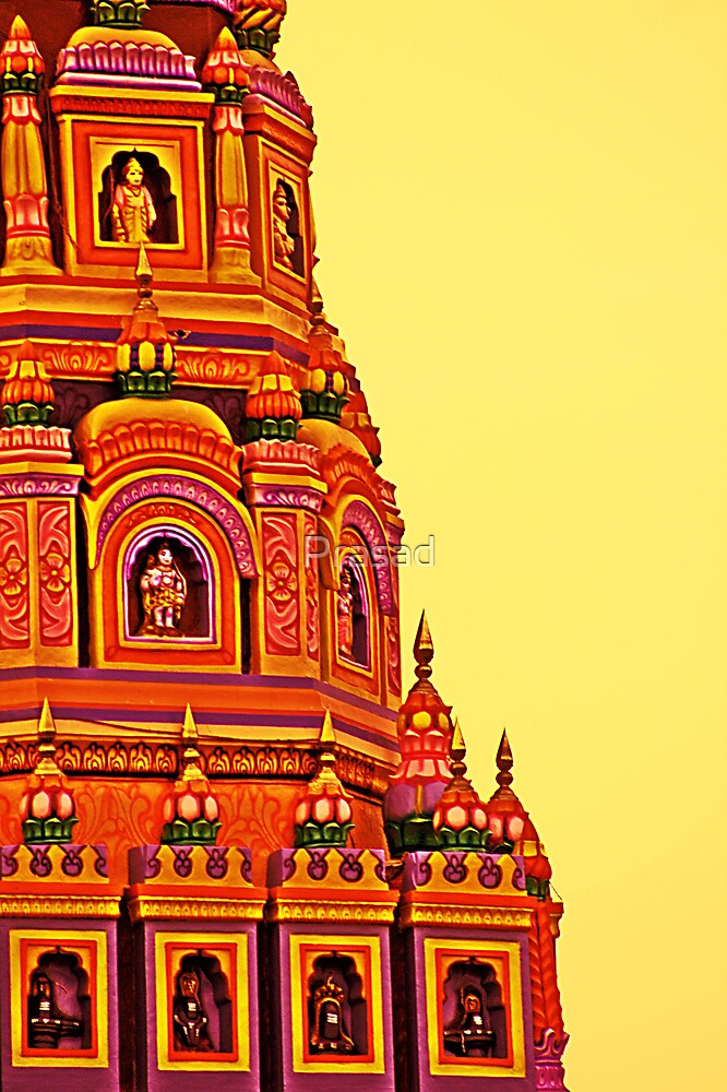 Colors of India by Prasad