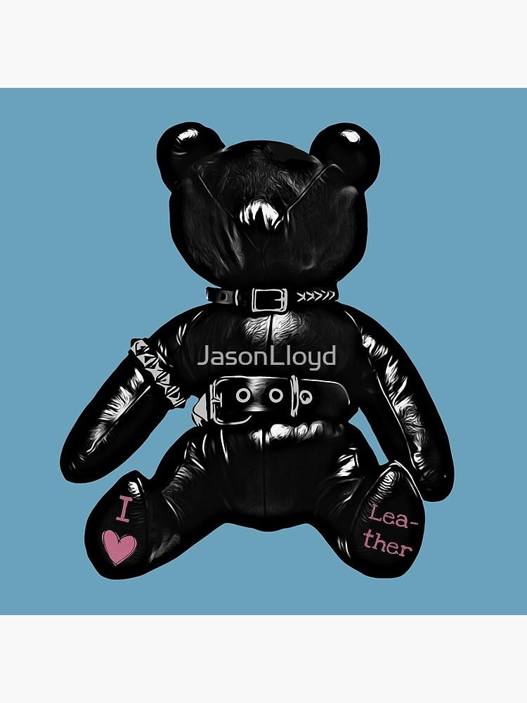 I Heart Leather by JasonLloyd