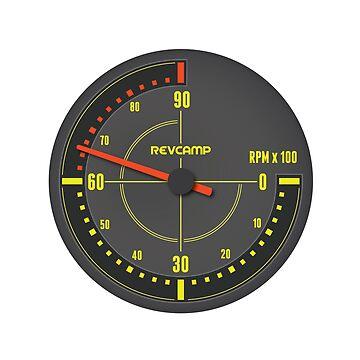 RevCamp Odometer by RevCamp