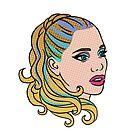 Nomi Malone Is Goddess by RikDrawsThings