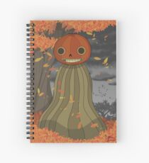 Enoch Over the Garden Wall Spiral Notebook