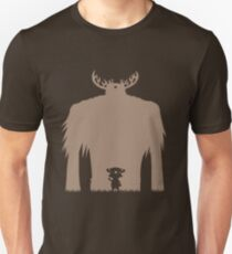 A Big Friend Of Mine - Light Brown Unisex T-Shirt