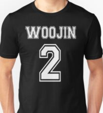 Camiseta ajustada parque woojin, n.º 2