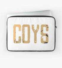 Come On You Spurs COYS Laptop Sleeve