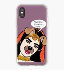 Trust me, I'm not a kutti  iPhone Case