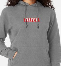 Supremely Tilted. Lightweight Hoodie
