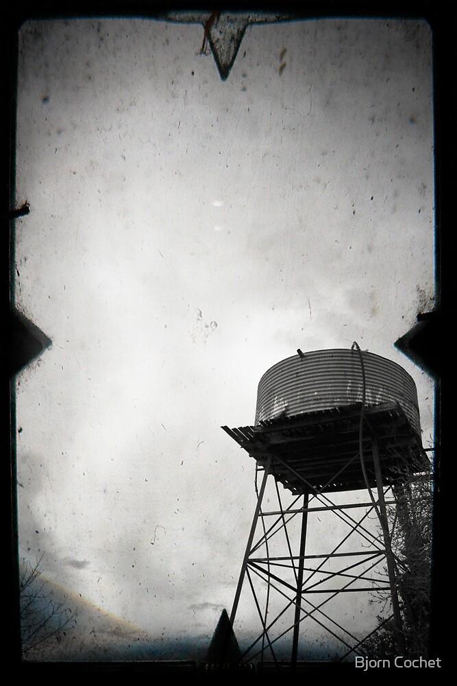 thru the viewfinder by Bjorn Cochet