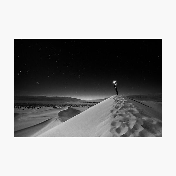 Lost - Death Valley Photographic Print