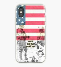 United States Army iPhone Case