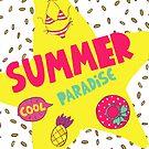 Summer Paradise by Ian McKenzie
