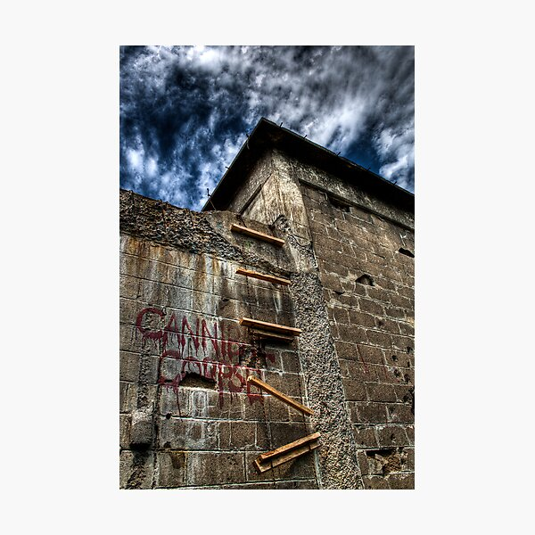 Dawn Of The Dead... Photographic Print