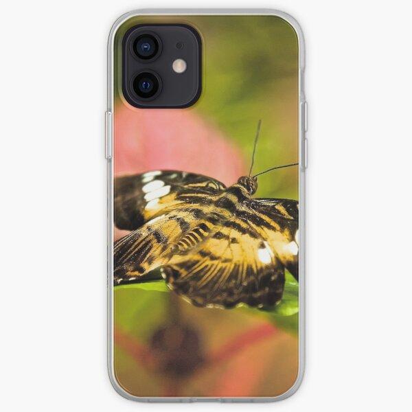 Common Tiger Butterfly iPhone Soft Case