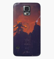 You Shall Not Pass Case/Skin for Samsung Galaxy