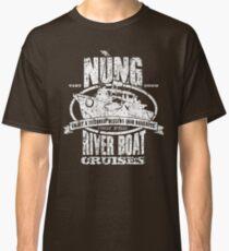Nung River Boat Cruises Classic T-Shirt