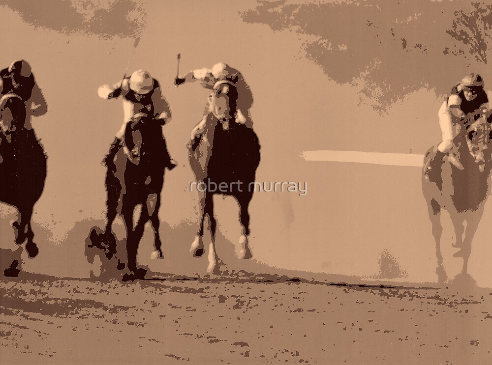 Ghost riders of the track by robert murray
