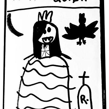 VAMPIR QUEN by Dinomals