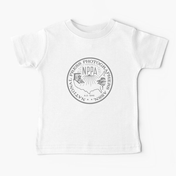 NPPA OLD SCHOOL LOGO Baby T-Shirt