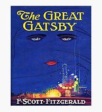 Great Gatsby Photographic Print