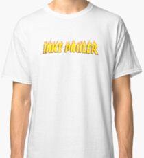 Jake Pauler Flames Team 10 Classic T-Shirt