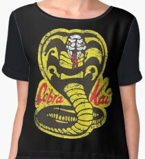 Cobra Kai Chiffon Top