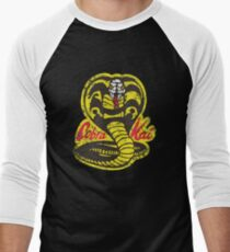 Cobra Kai Men's Baseball ¾ T-Shirt