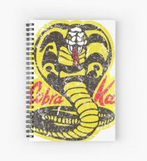 Cobra Kai Spiralblock
