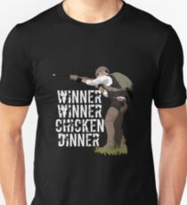 Winner Winner Chicken Dinner (PUBG) T-Shirt