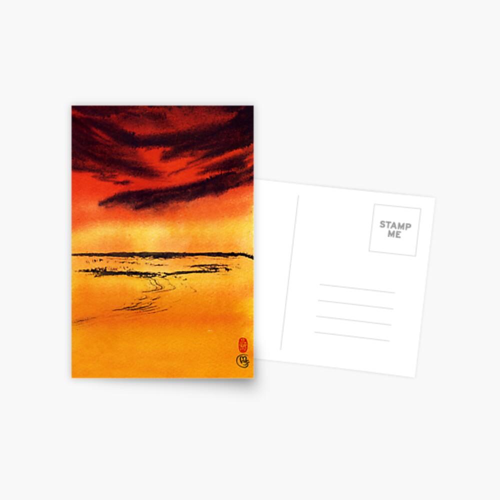 Desert Heat Postcard