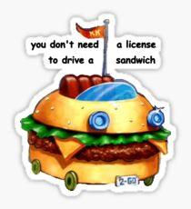but you do need mayo Sticker