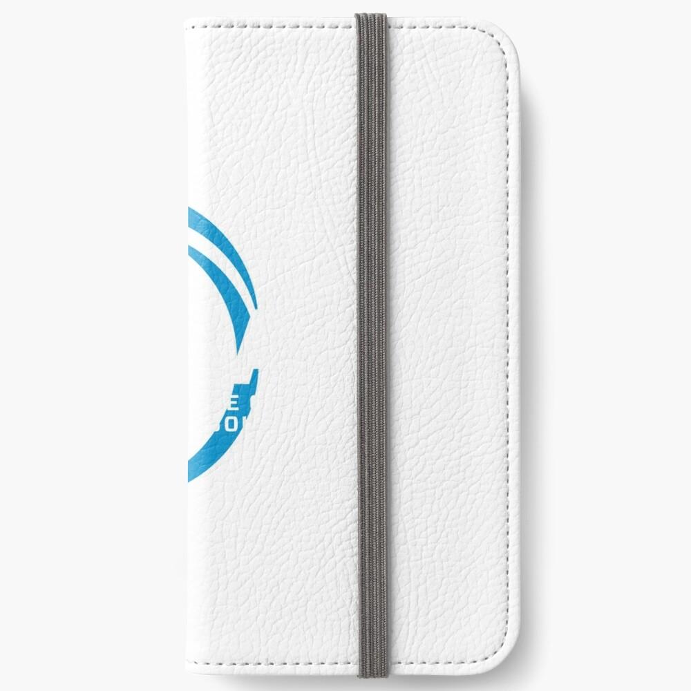 NEW NPPA SHUTTER SWIRL LOGO iPhone Wallet