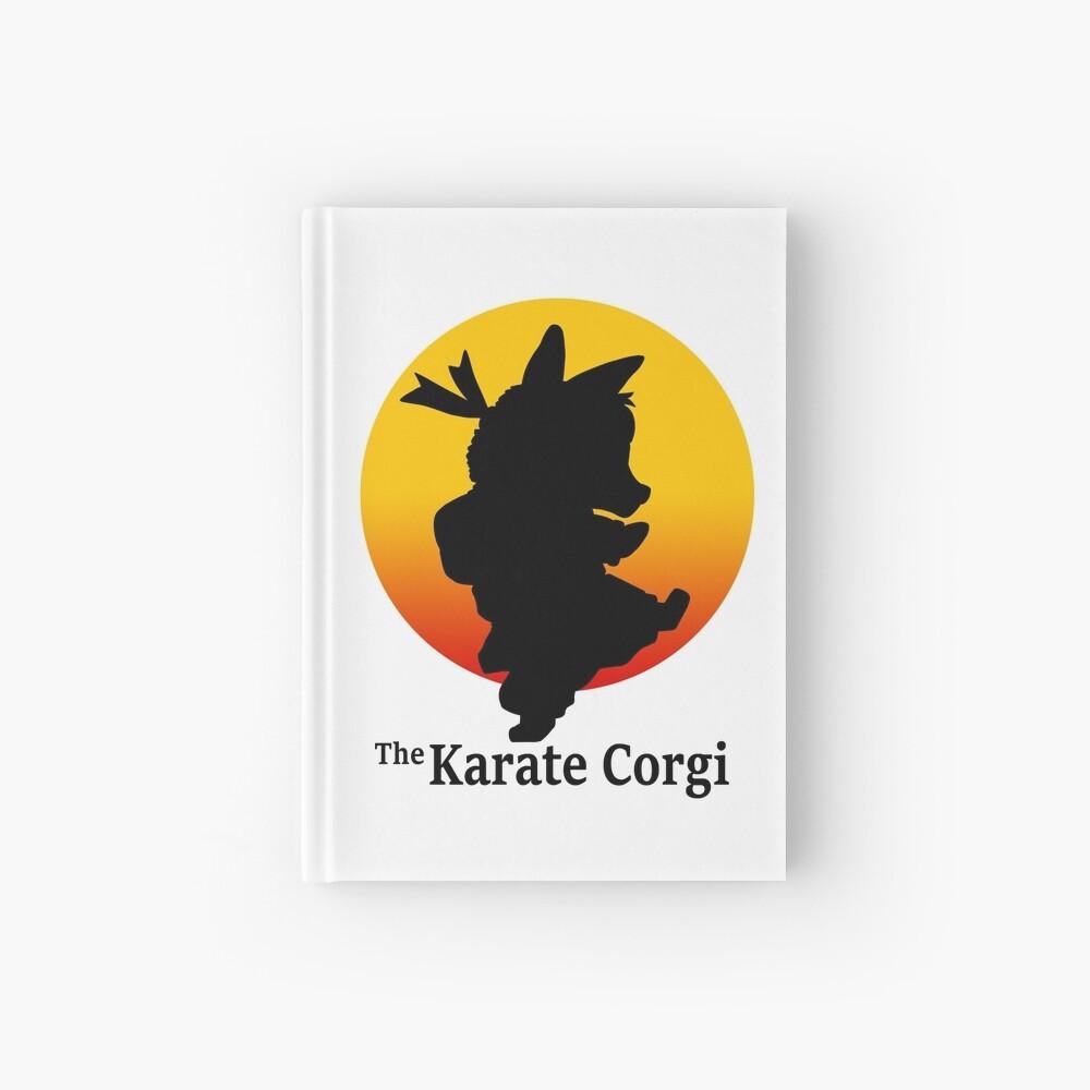 Der Karate Corgi Notizbuch
