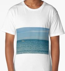 Blue sensation Long T-Shirt