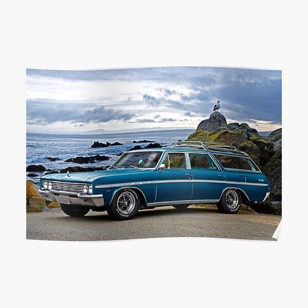 1965 Buick 455 Sport Wagon II Poster