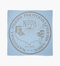 NPPA OLD SCHOOL LOGO Scarf