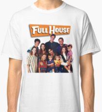 Cast of Full House Classic T-Shirt