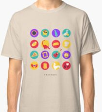 Friends | Things Poster Classic T-Shirt