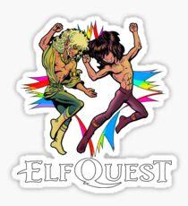 Elfquest: Mender and Dart  Sticker