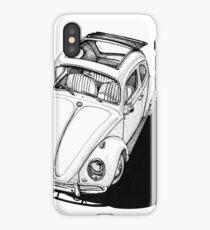 VW shadow iPhone Case/Skin