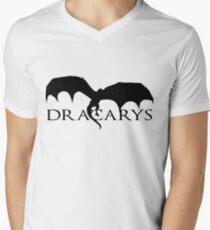 Dracarys Men's V-Neck T-Shirt