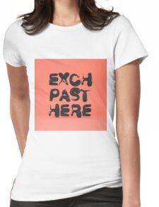EXCH Womens Fitted T-Shirt
