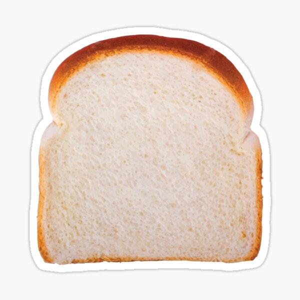 slice of good bread Sticker