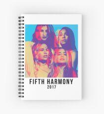 Cuaderno de espiral Fifth Harmony 2017 self titulado - fifth harmony by fifth harmony