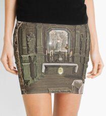 Chapel in Wieliczka Salt Mine  Mini Skirt