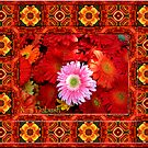 Welcome with Gerberas by Nira Dabush
