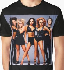 Spice Cover Girls Graphic T-Shirt